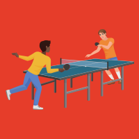FIITJEE Global School Table Tennis
